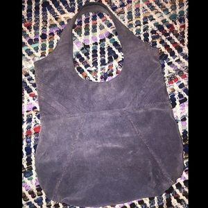 Lucky Brand Suede Purse